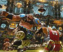 《怒火橄榄球2》游戏壁纸