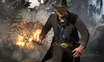 《荒野大鏢客2》游戲實機演示