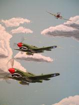 空中格斗機:二戰