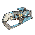 Maliwan枪械模型②