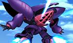 《超级机器人大战V》各种战斗系统菜单查看