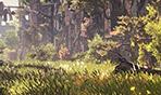 《地平线黎明时分》DLC最高难度击杀守魔化雷霆牙