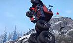 《雪地奔驰》开发者讲解游戏演示
