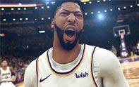 《NBA2K21》锡安封面