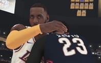 《NBA 2K21》封面球员