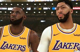 《NBA2K21》封面预告