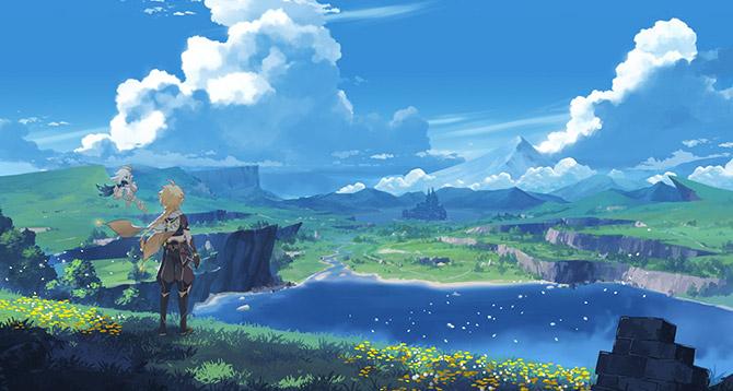 《原神》荣获谷歌Play2020年度最佳游戏!