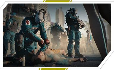 《赛博朋克2077》最新广告短片