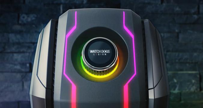 最接近《赛博朋克2077》的主机:宙斯盾Ti5