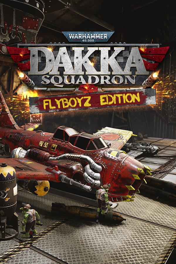 战锤40k:Dakka飞行中队
