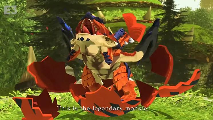 《怪猎物语2》免费更新牙猎犬 试玩版来了!