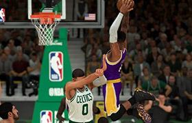 《NBA 2K22》GAMEPLAY