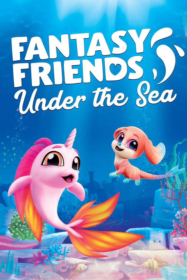 梦幻朋友海底