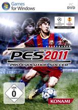 实况足球2011