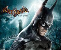 《蝙蝠侠之阿卡姆疯人院》官方壁纸