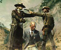 《狂野西部之生死同盟》精美壁纸