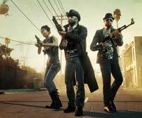 《狂野西部:毒枭》精美游戏壁纸