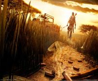 《孤岛惊魂2》精美壁纸