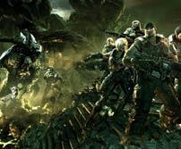 《战争机器3》精美游戏壁纸