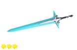 氮素结晶剑