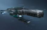巨蜥护卫舰