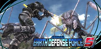 《地球防卫军5》任务流程视频攻略合集