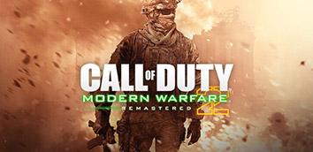 《使命召唤6现代战争2重制版》全流程实况解说