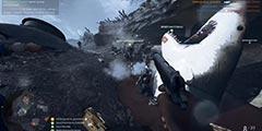《战地1》多人地图惊现巨型鲨鱼彩蛋 瞬间吞掉一玩家