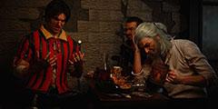 国外大神COS重现《巫师3》凯尔莫罕大战前夕场景!