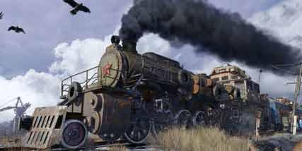 末日风格FPS《地铁:离去》玩家角色装备截图展示