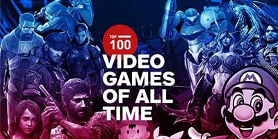 精华盘点:IGN评选史上最伟大的百款游戏 40~21名