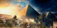 《刺客信条:起源》与现实埃及对比图分享 还原度高