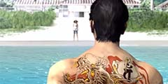 《如龙3》重置版官方中文宣传片 大人的冲绳梦幻之旅