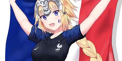 槽点挖掘机:因为我老婆是法国人 所以我支持法国队