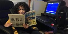 虎父无犬女!7岁小姑娘开发了一款游戏并上架Steam