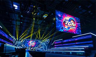 点燃激情,创造梦想!TGA2018总决赛第一天图集