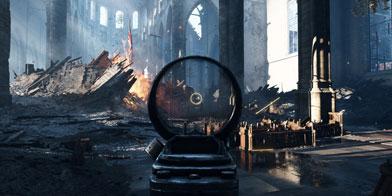 游戏次日晨:《战地5》光线追踪真的香吗?