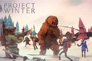 """""""狼人杀""""生存游戏《冬日计划》正式版Steam发售!"""