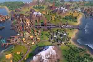 《文明6:风云变幻》官方中文Steam正版分流发布!