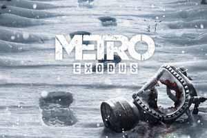 《地铁离去》官方中文正式版Epic正版分流下载发布!