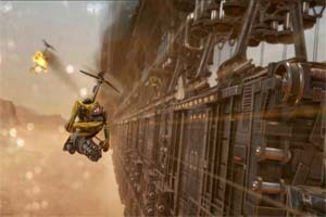 """GDC2019《奇异世界:灵魂风暴》""""电影镜头""""版预告"""
