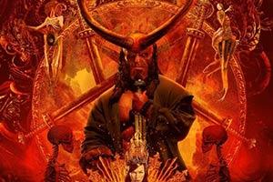 R级片《地狱男爵》曝光新IMAX海报 主角们霸气亮相