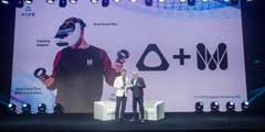 HTC推出首款全六自由度多模式VR一体机 售价5699元