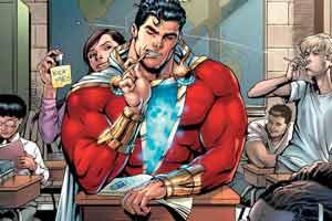 """集合六位神明力量的沙赞 他才是真正的""""惊奇队长"""""""