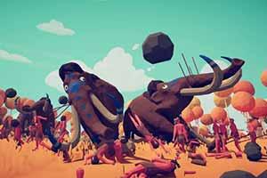 《全面战争模拟器》正式版沙雕上线Steam 挑战牛顿!