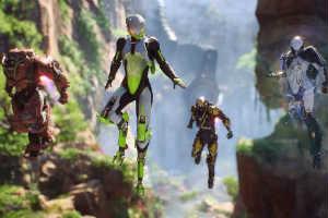 《圣歌》原本是款不能飞的生存游戏!E3预告水分大!