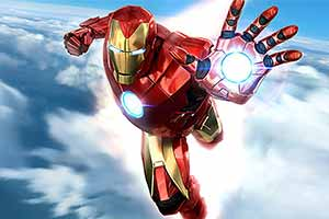 《漫威钢铁侠VR》试玩初体验!你就是钢铁侠本人!