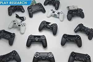 索尼PS4手柄多款设计原型曝光!造型各异 新鲜感十足