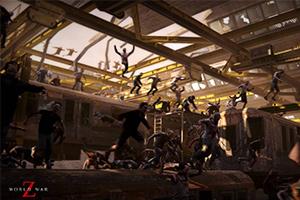 《僵尸世界大战》新预告 游戏系统展示 东京现身!