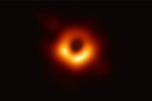 黑洞照片终于公布了!咦,我真的好像在哪见过它啊!